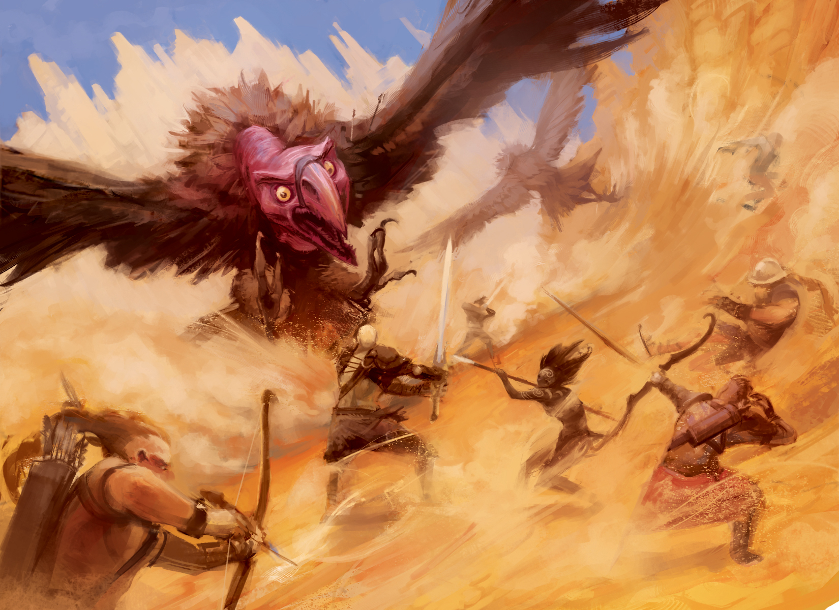 Rukh - Conan RPG Copyright © Modiphiüs Entertainment