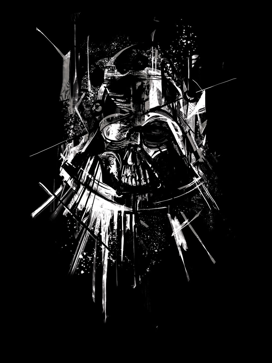 Darth Skull Copyright © Nerdstore