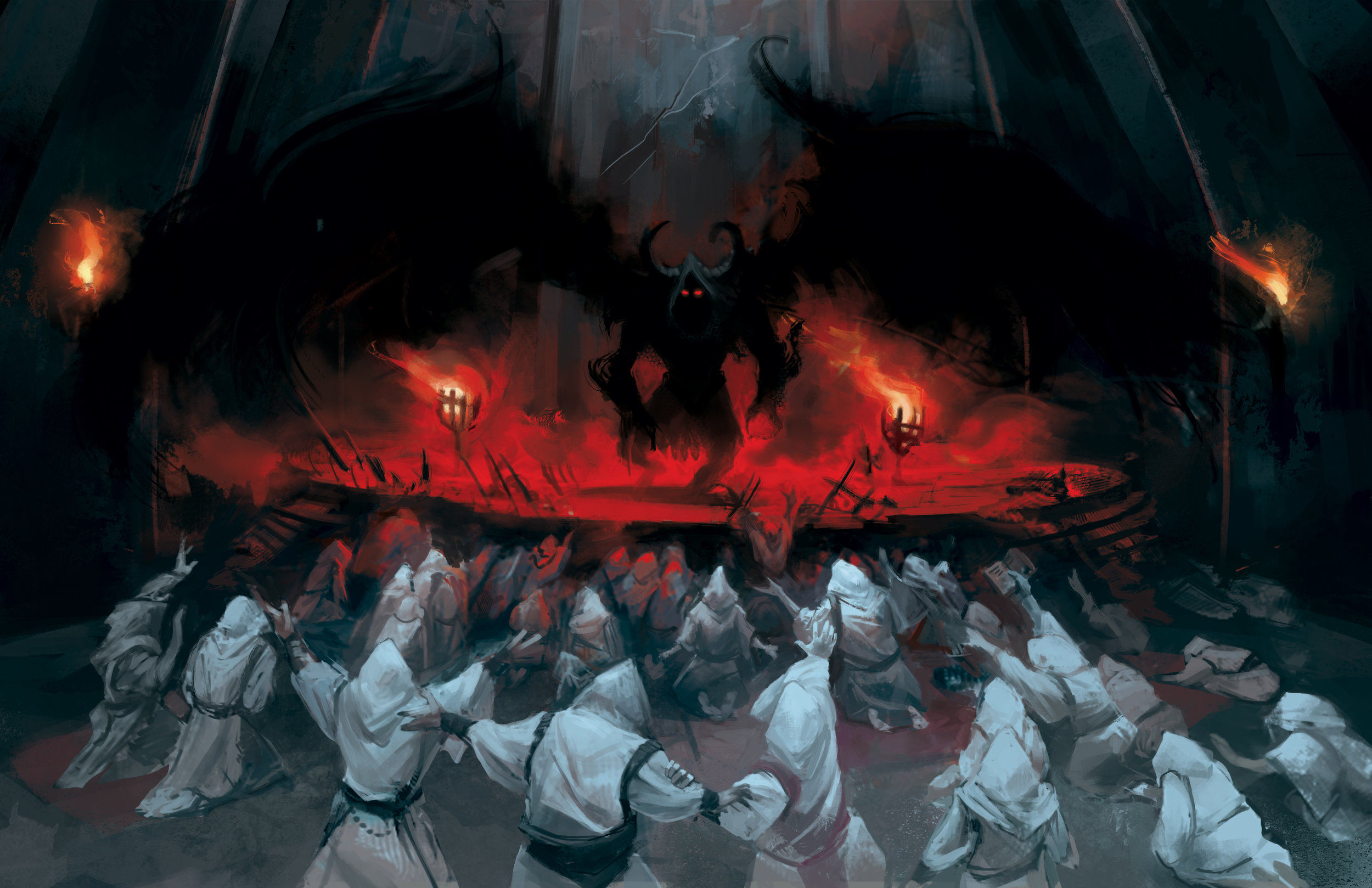 Akhkhazu - Conan RPG  Copyright © Modiphiüs Entertainment