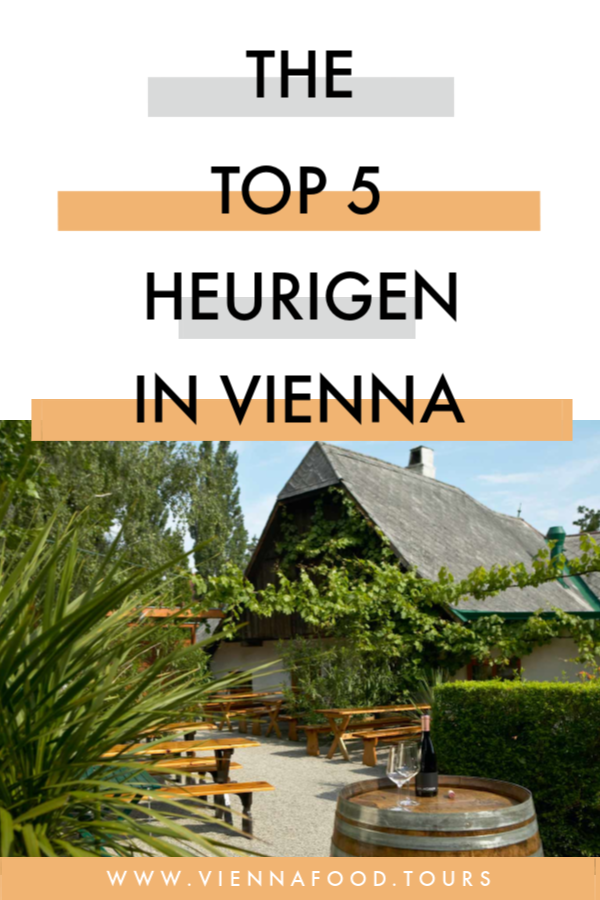 The 5 Heurigen in Vienna You Have To Visit