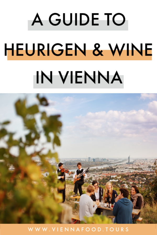 Your Perfect Guide to Heurigen and Wine in Vienna