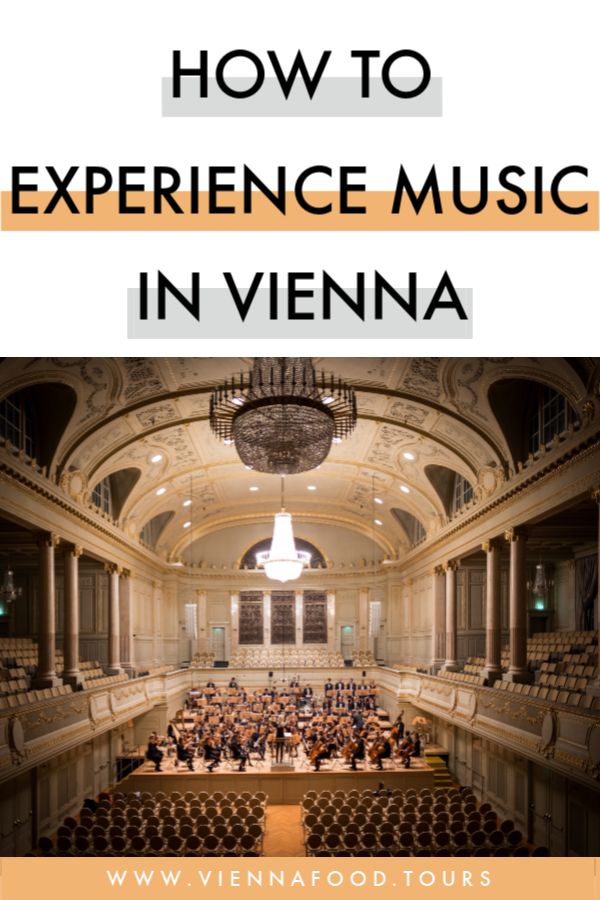 How to Experience Music in Vienna