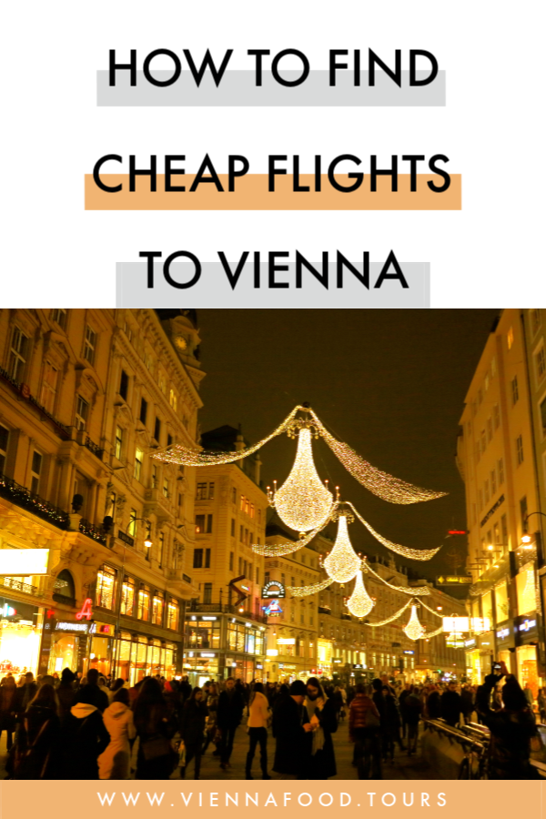 Use our tips to find the cheapest flight tickets to Vienna Austria. See you soon!