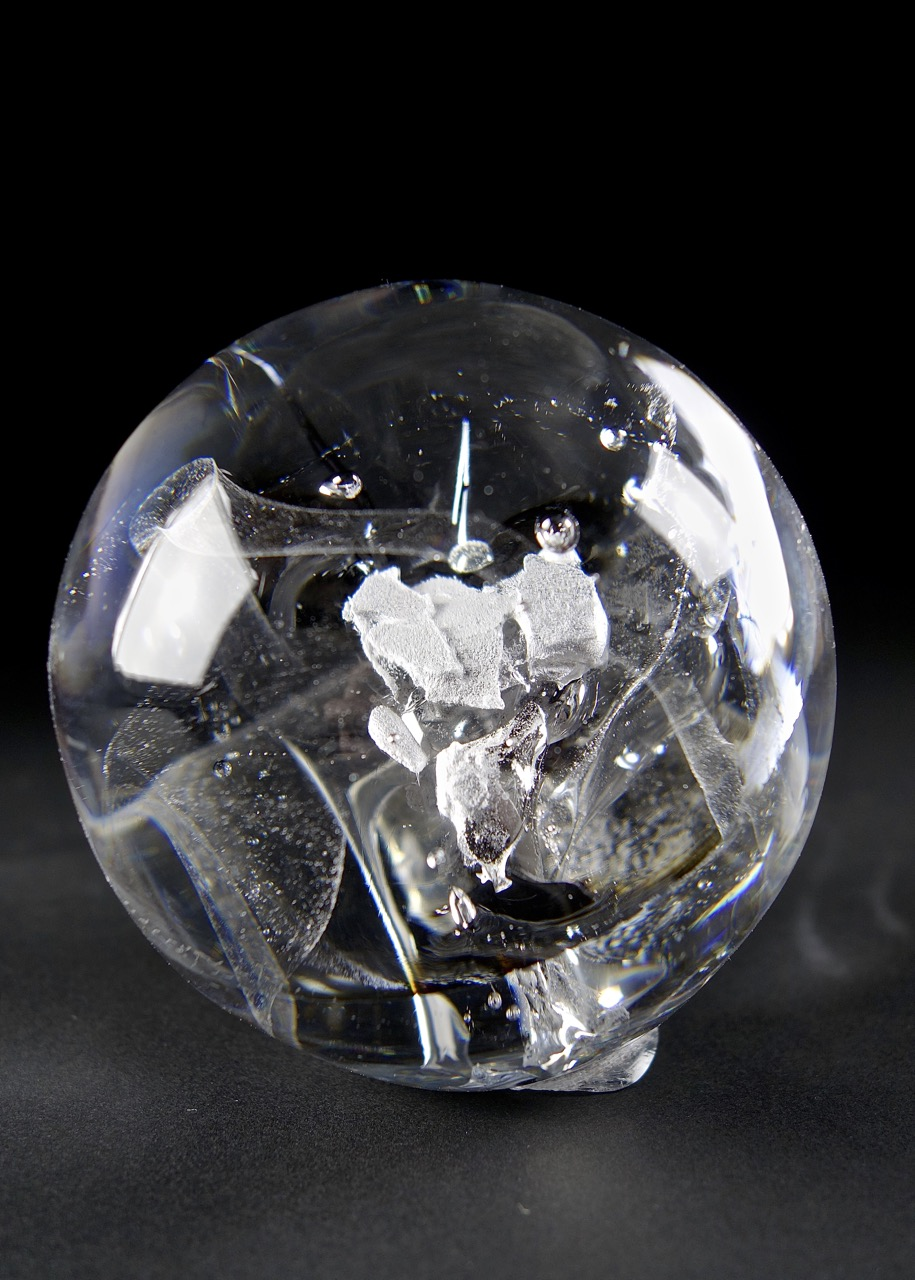 Egg Shell in Glass