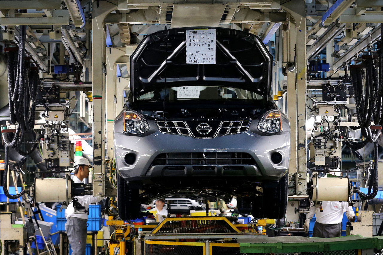 Nissan Motor Co.  Used unqualified inspectors for final quality approvals for cars sold in Japan.