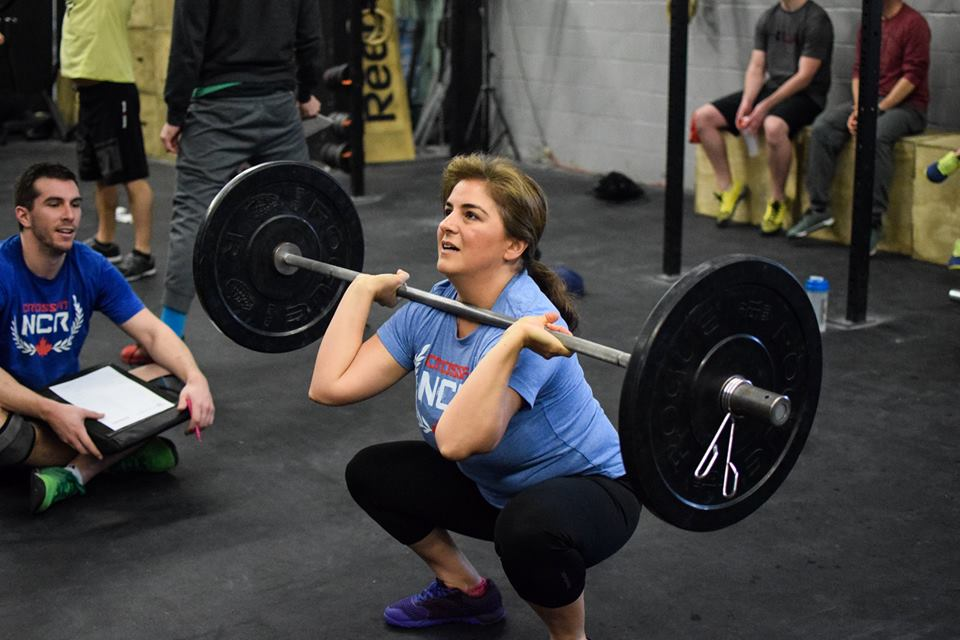 Soraya performing 16.5