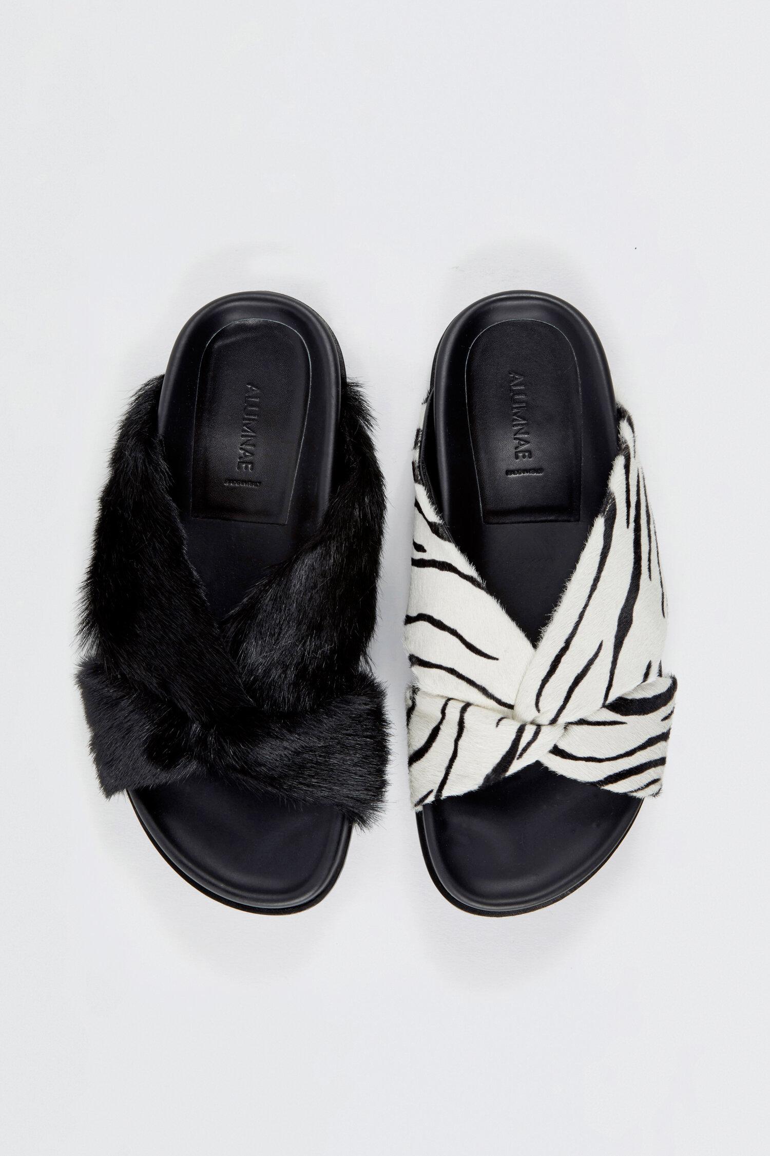 FW19 871 - WOLF BLACK / 871 - ZEBRA BLACK/WHITE -