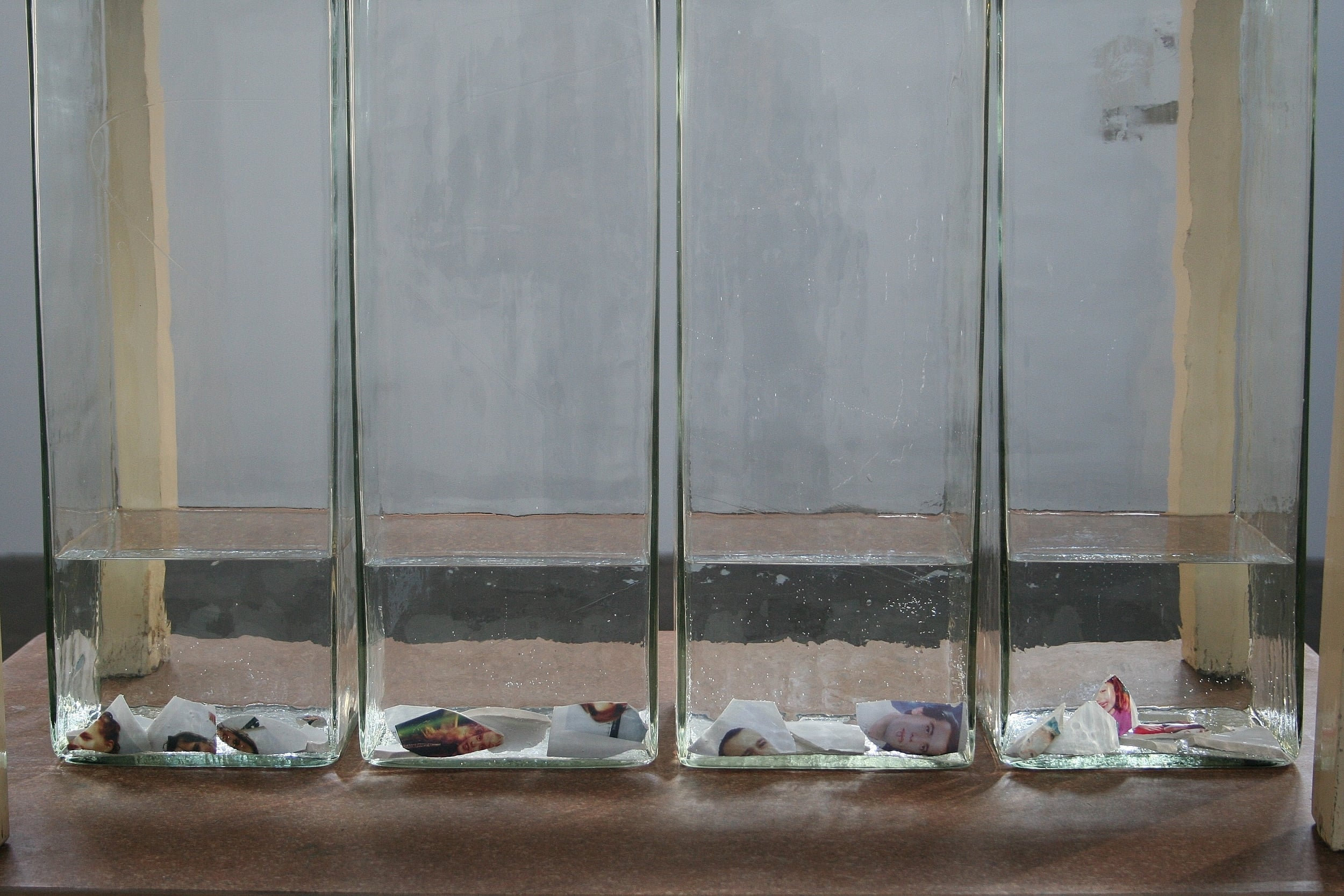 Sediment I (Detail), 1999-2000