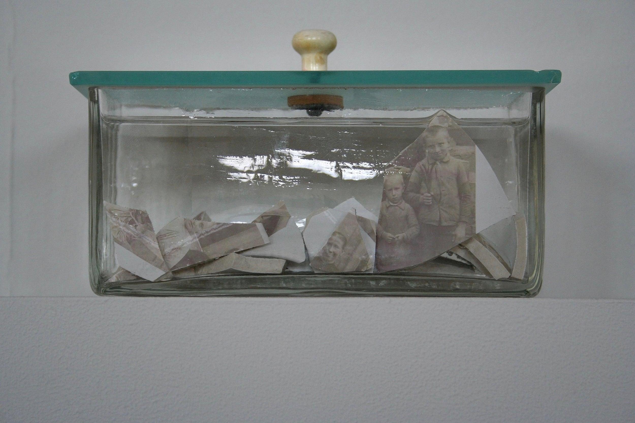 Fragmentation of Memory, 1998