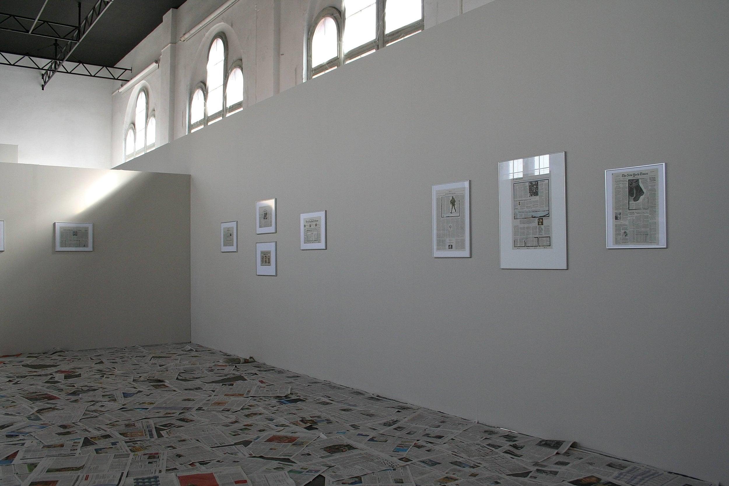 Roland Schefferski, Empty Images, 2007