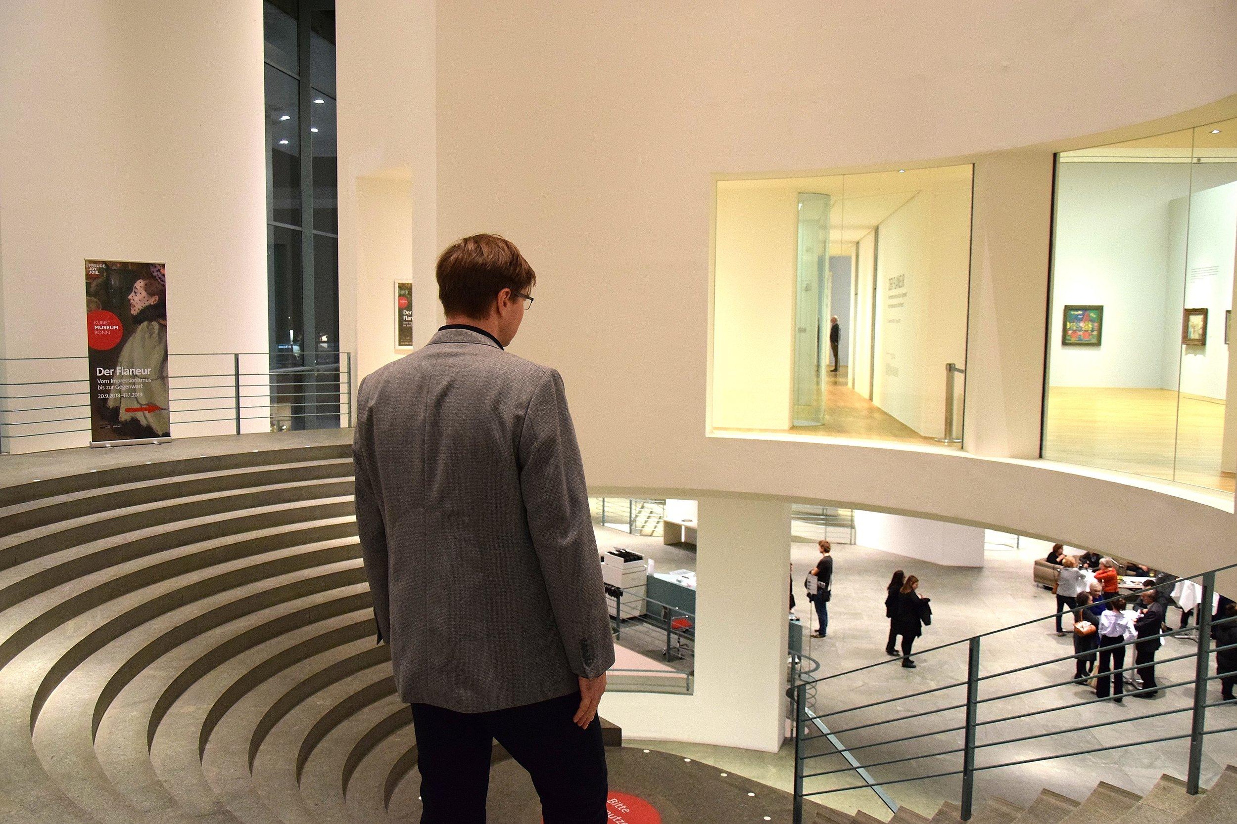 Roland Schefferski, Die Berliner  2018, Kunstmuseum Bonn