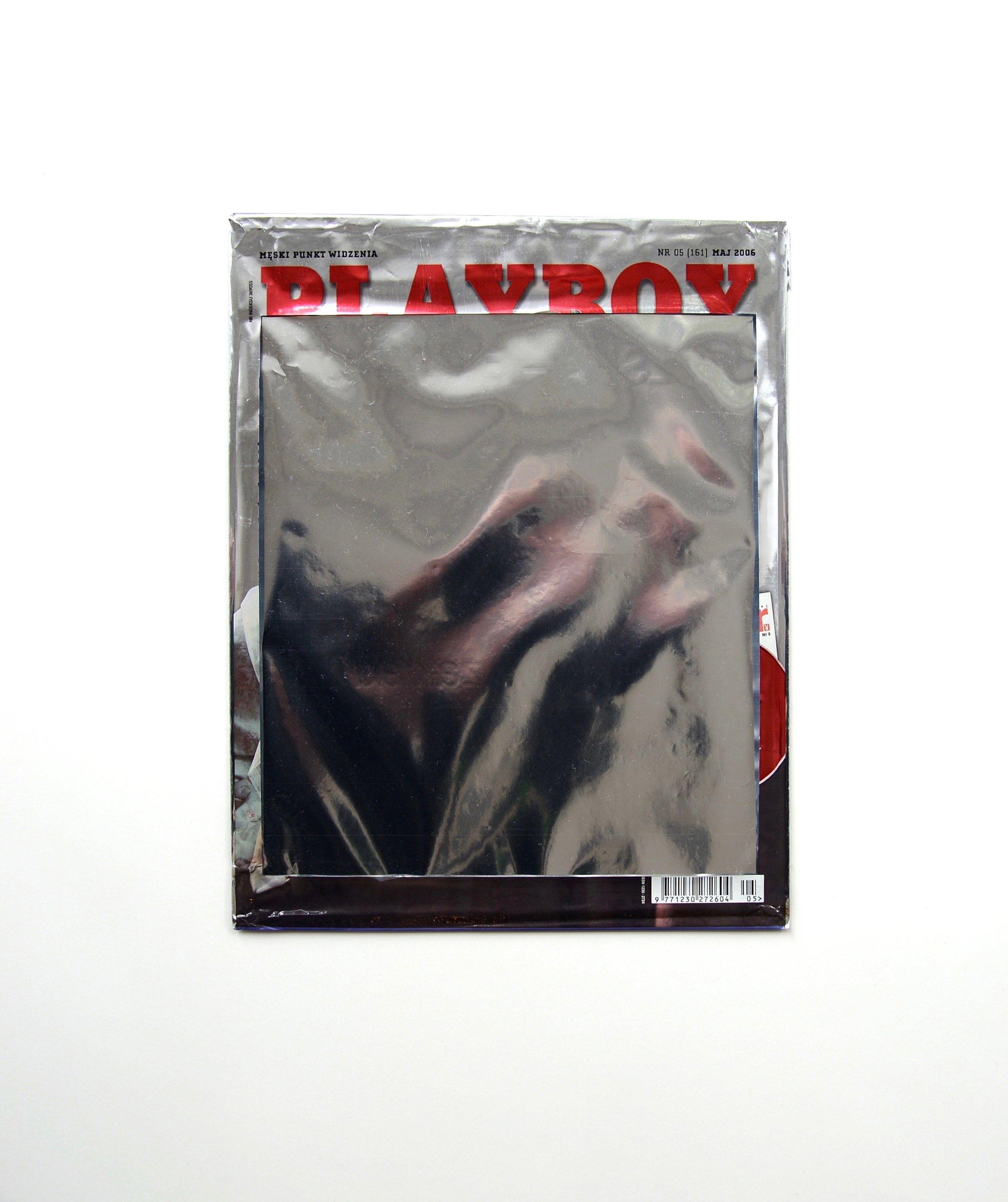 Roland Schefferski, Playboy May, 2006