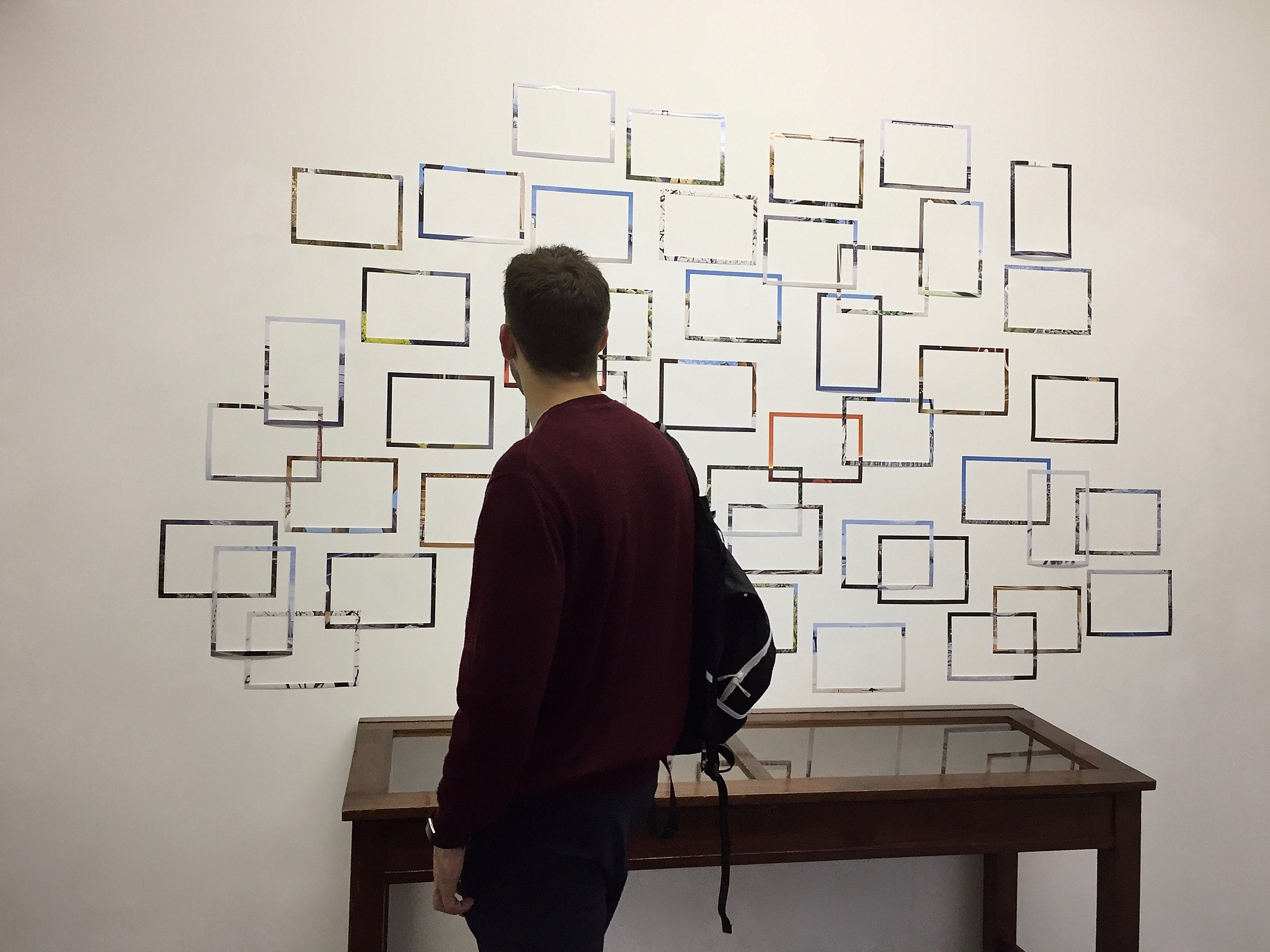 Roland Schefferski, Lost Pictures, 2018