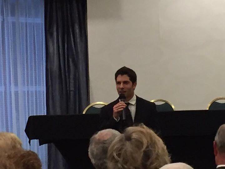 Speaking about Domenico Scarlatti in Tulsa, OK.
