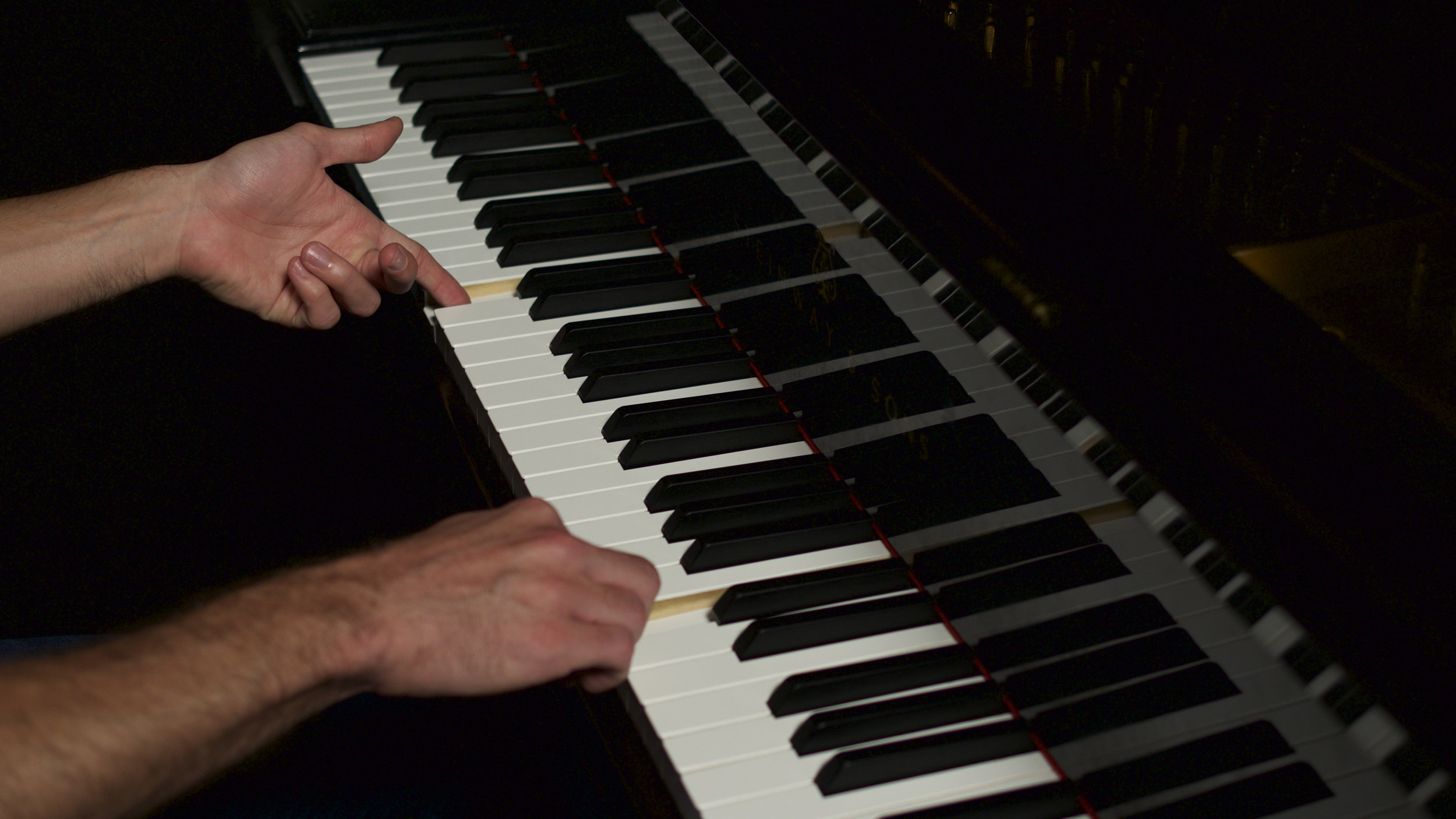 Taken during a recording session of my debut CD.Photo credit: Colin Mahoney