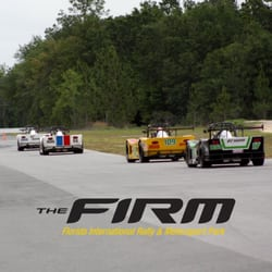 The FIRM (Florida International Rally & Motorsports)   The Florida International Rally & Motorsport Park is the ideal venue for advanced driver education, special and exclusive corporate events or team building experiences, media and hospitality functions or vehicle test sessions, The FIRM is unparalleled in flexibility.