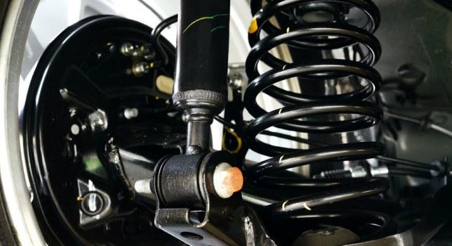 Suspension Enhancement Advanced Auto Center