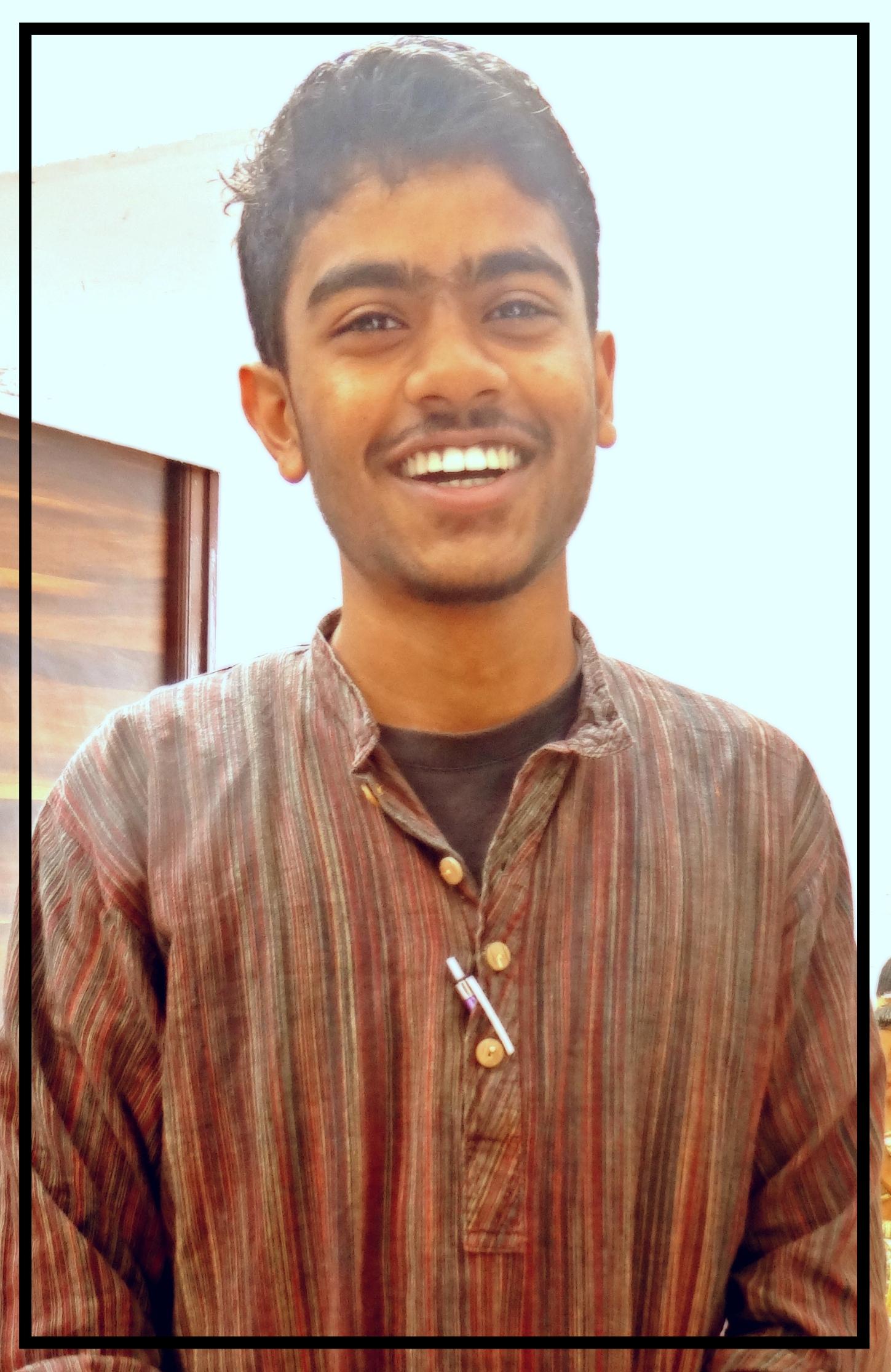 Saurav Roy