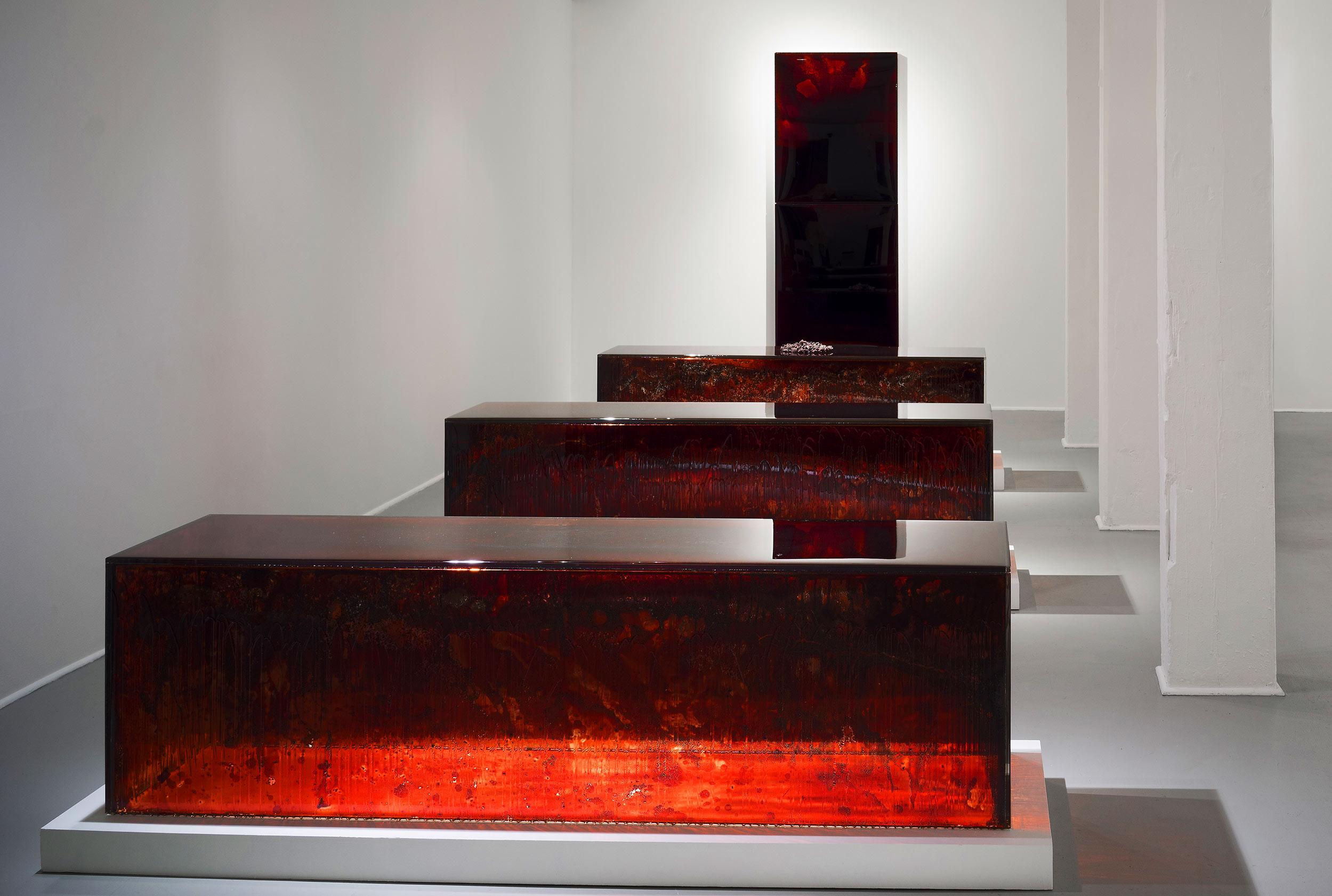 Installation View, Boston Center for the Arts (2014)