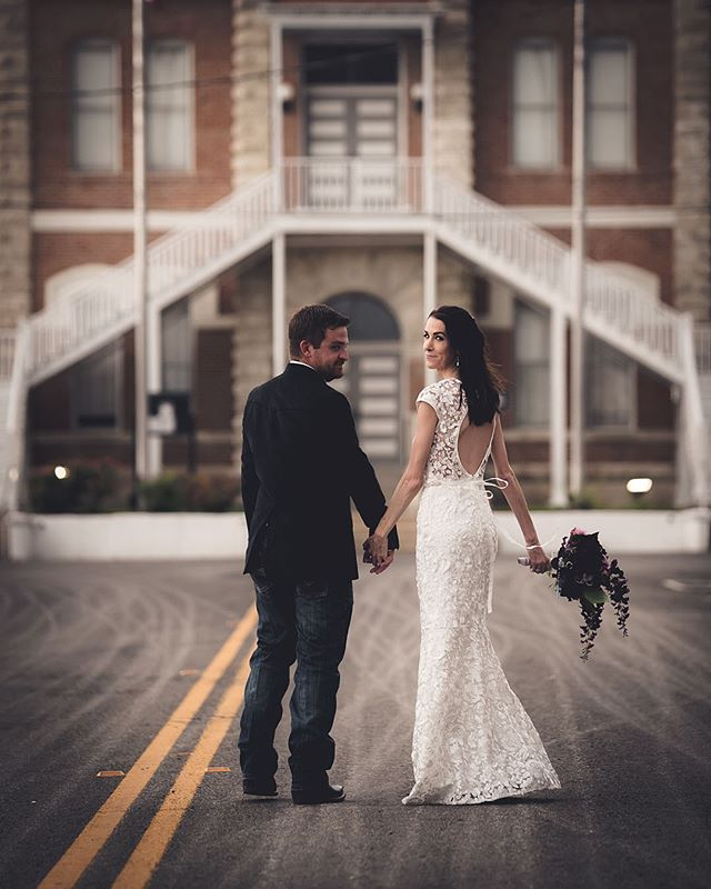 Small town and a small wedding can still make for some big photos. Got a little help from a storm moving in to create the moody tone for this post-ceremony shot.⠀⠀⠀⠀⠀⠀⠀⠀⠀ ⠀⠀⠀⠀⠀⠀⠀⠀⠀ #wedding #love #txweddingphotographer #dress #instawed #romantic #groom #bride #weddingday #weddingdress #weddingphotography #weddinggown #weddingphotographer #weddinginspiration #weddings #instawedding #marriage #houstonphotographer #teamcanon #photooftheday #picoftheday #instagood #wedding #txwedding #txbride Sent via @planoly #planoly