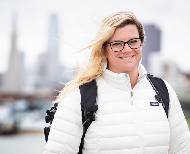 I want to give a shoutout to my favorite photo assistant, my wife, @staceinthe808 for lugging my camera bag around in the cold when we were in San Francisco! #travelphotography #sanfrancisco #wife #shewascold #bestphotoassistant
