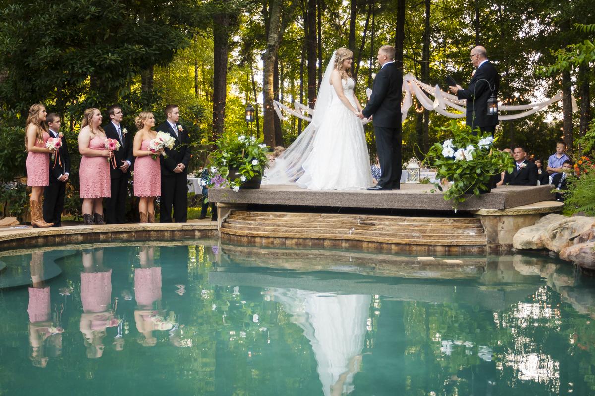 Stephanie and Terry McCown Wedding Photos
