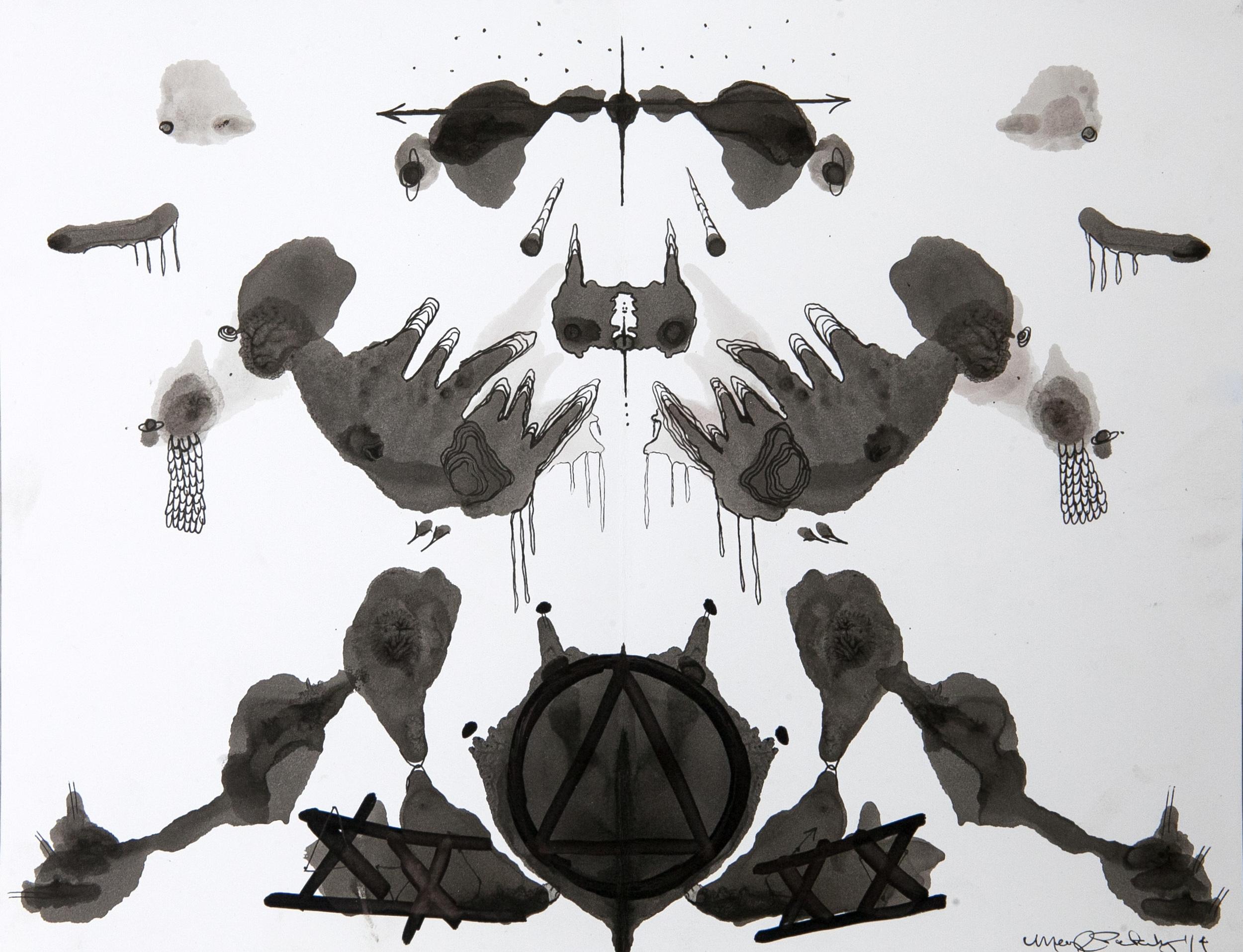 Rorschach Study 2