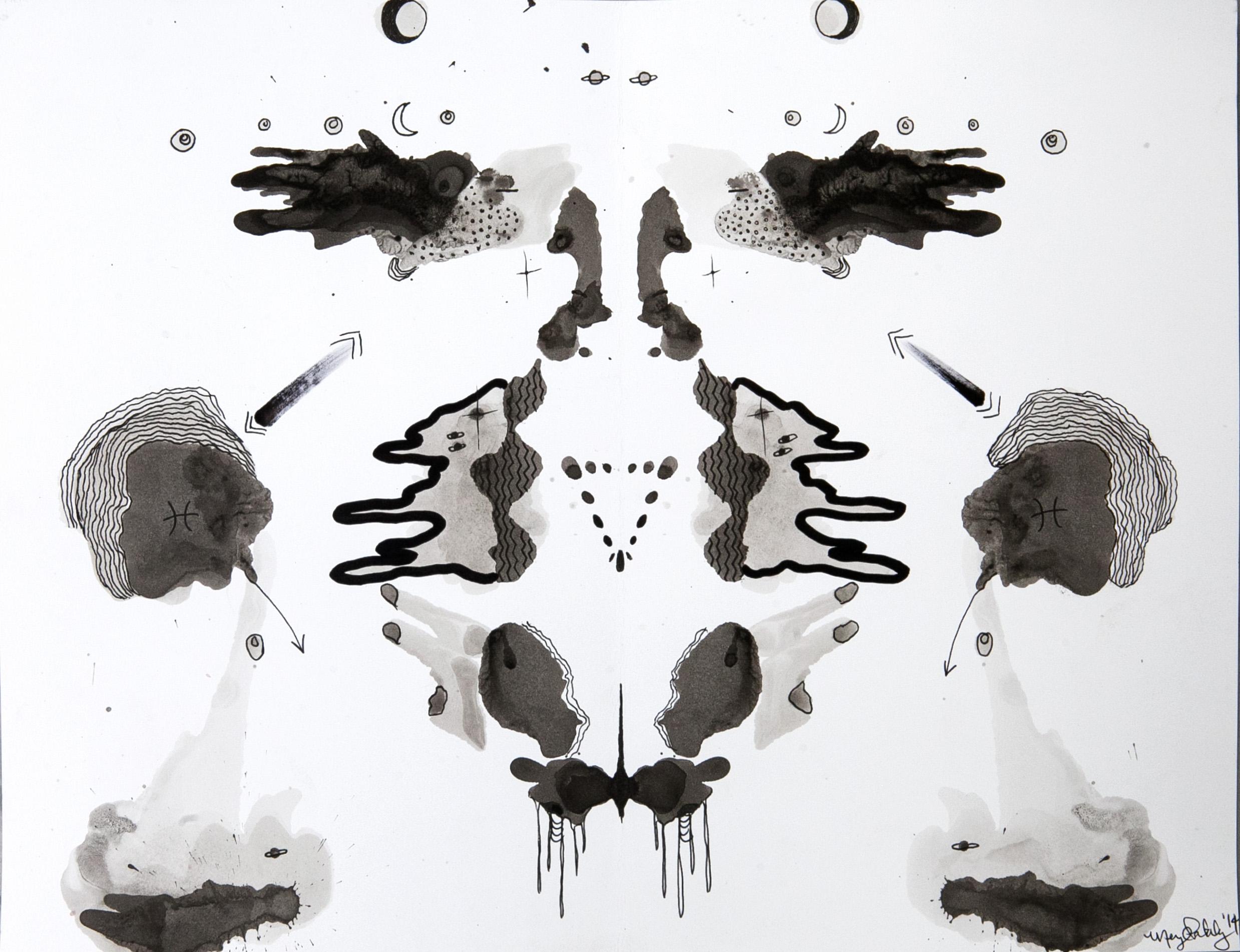 Rorschach Study 5
