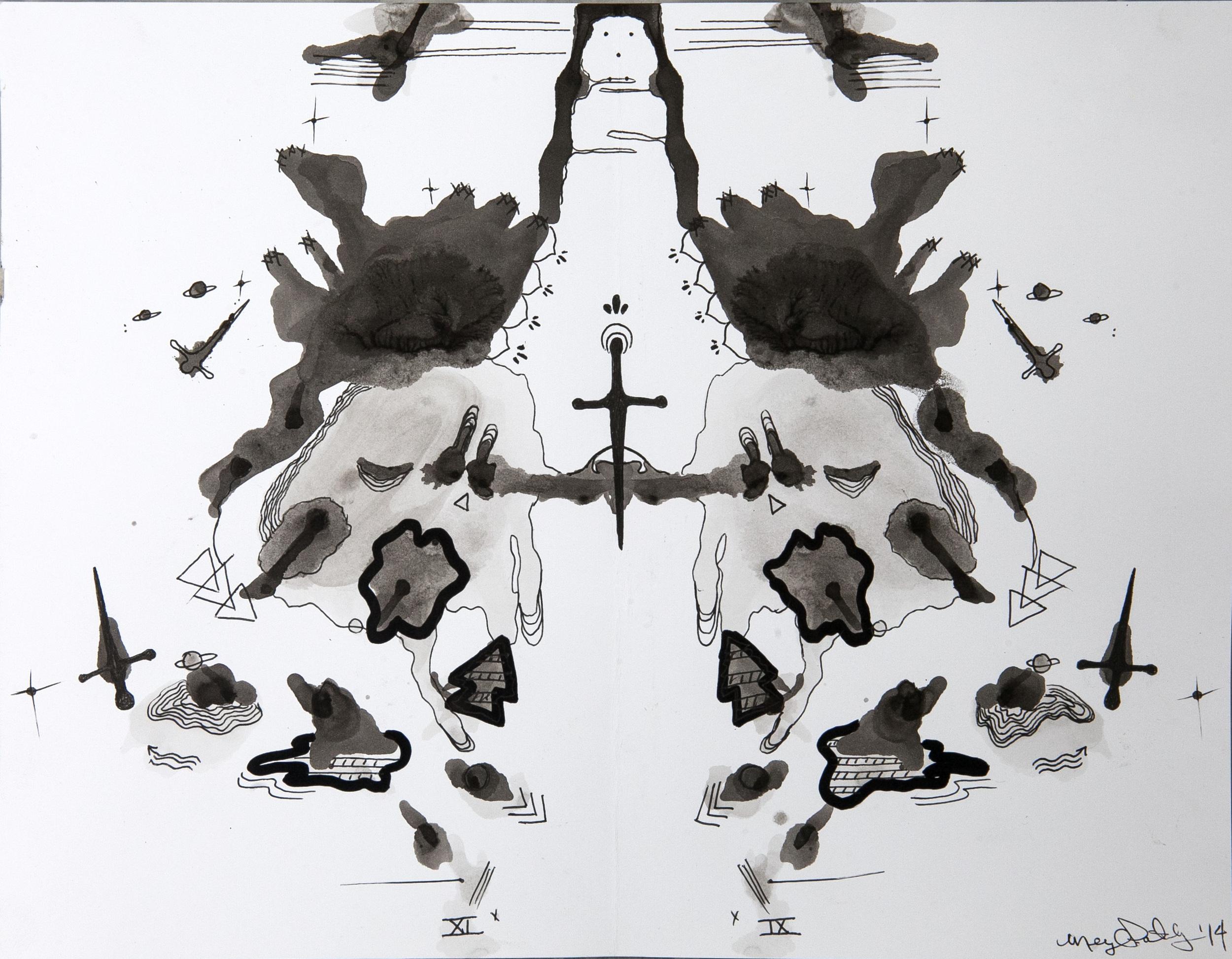 Rorschach Study 3