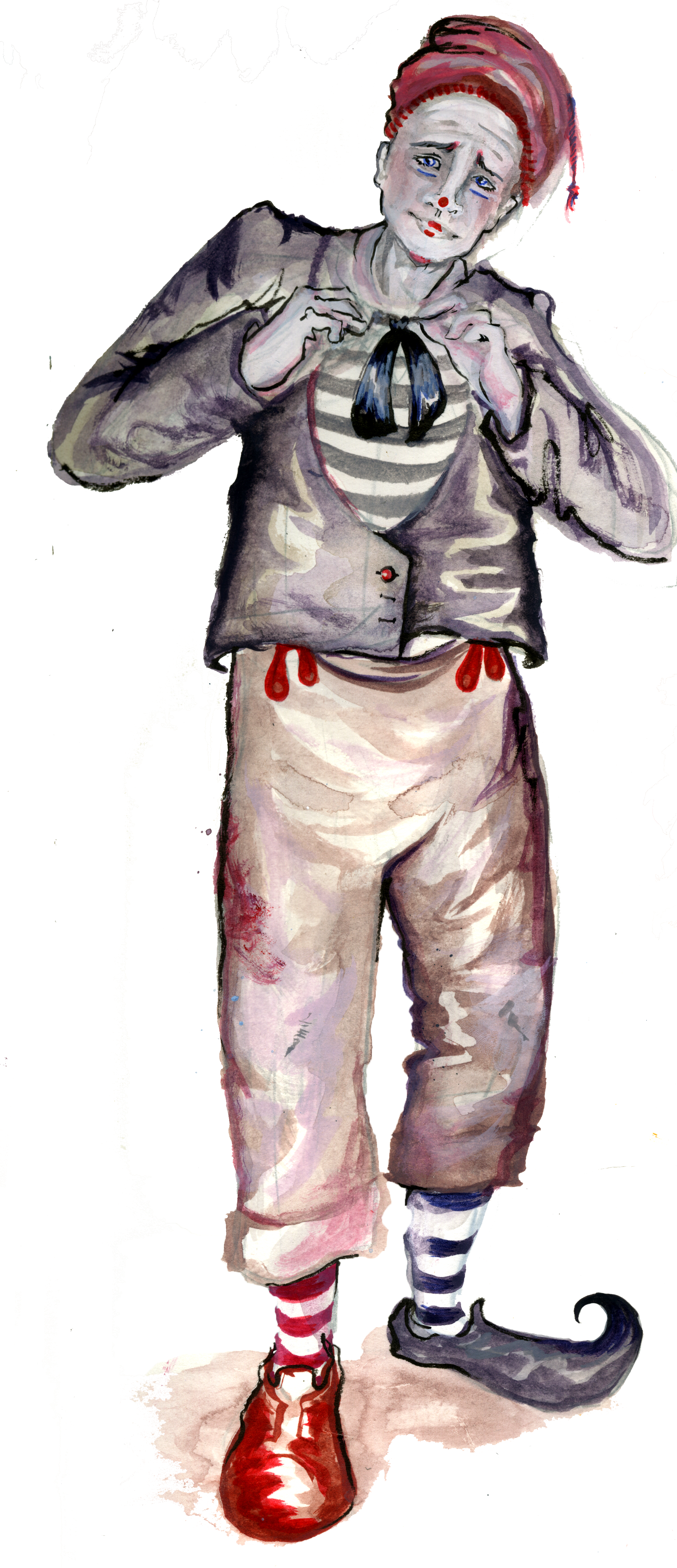 bow tie clown .png