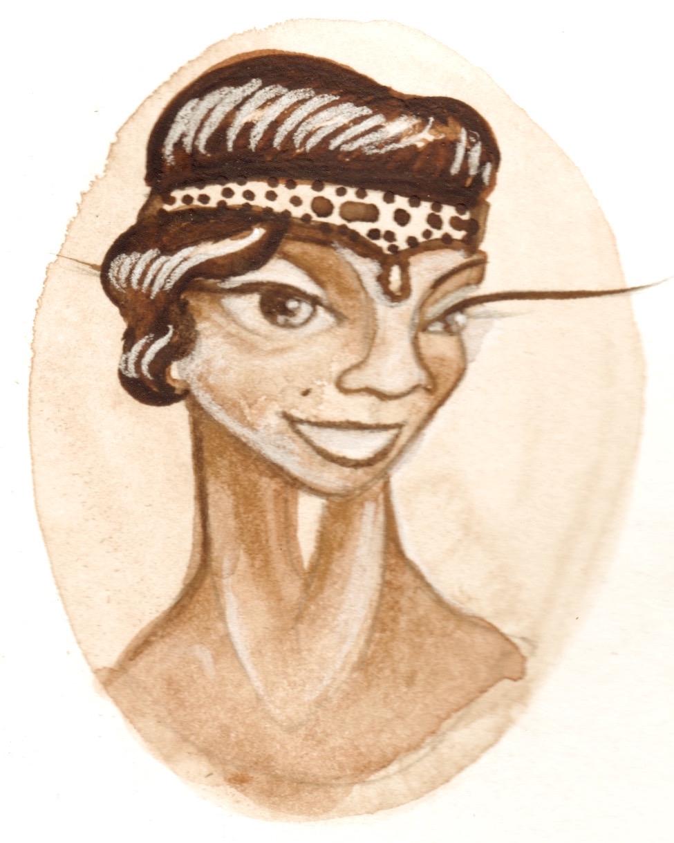 Portrait of Ella