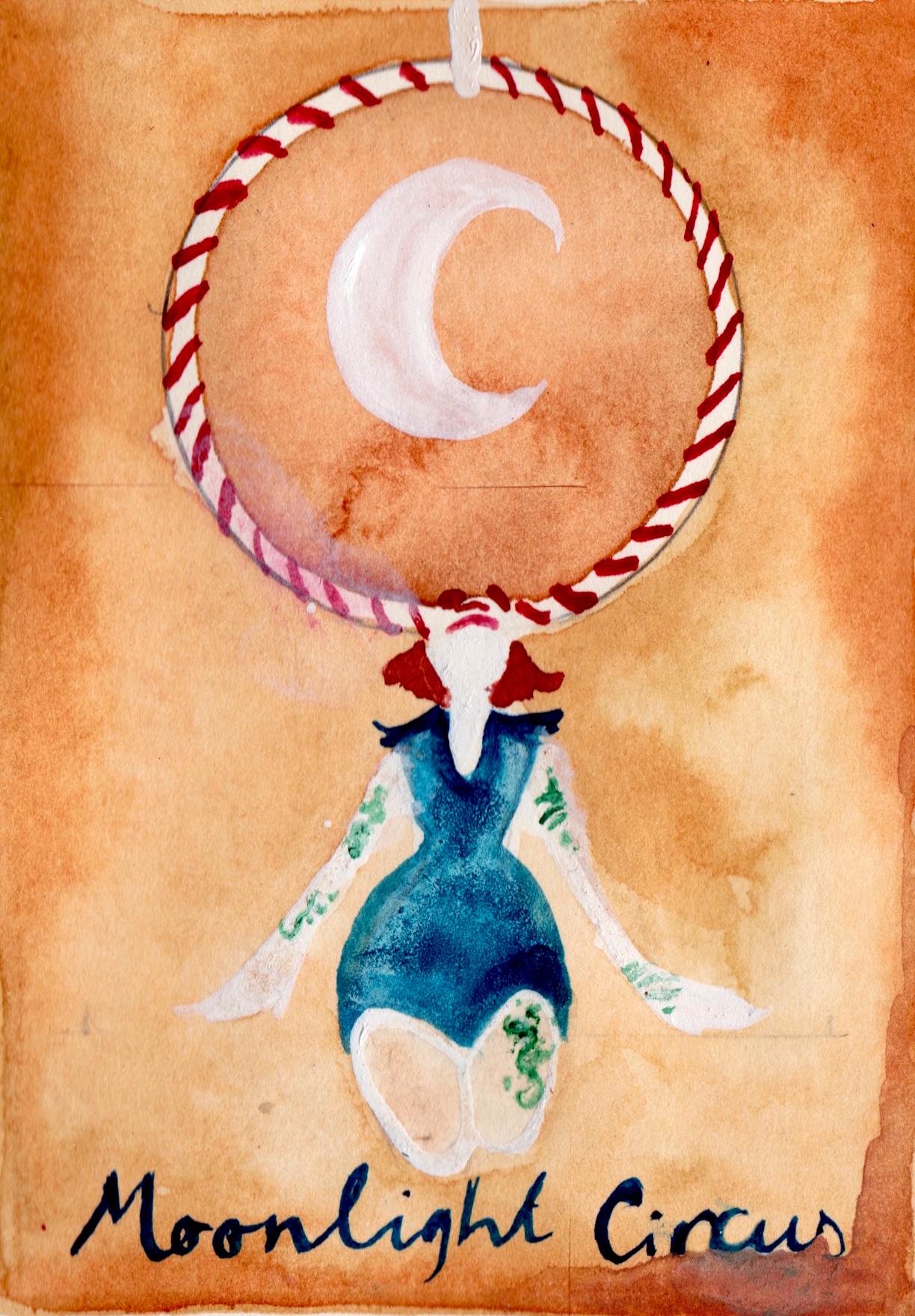 Moonlight Circus poster