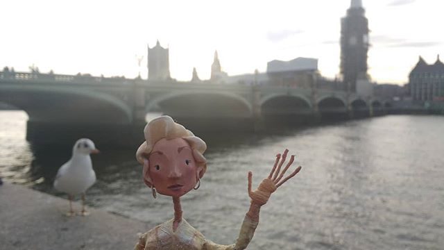 Dolly is back in London this weekend at the BFI Future Film Festival! (Sunday 3pm - liaisons) Annoyingly, she didn't let me accompany her this time :/ hopefully she will take some pictures for me. Wishing everyone who is attending well and have a smashing time X  #bfifuturefilmfestival #bfi #bfisouthbank #southbank #musicvideo #animation #animator #stopmotionanimation  #stopmotion #puppet #filmfestival #dollyparton @marknevin