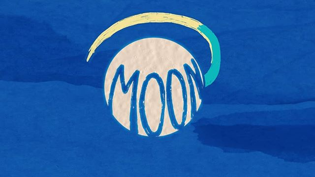 The moon for example is a photograph of my painted wall at home, because it had all these little air bubbles that reminded me of crators  #musicvideo #lyricvideo #tomrosenthal #2danimation #animation #animationdirector #animator #lgbtq 🌈 #handdrawn #texture #tvpaint @tvpaint #hangarpuppetanimationstudio #estateofthearts #love #future