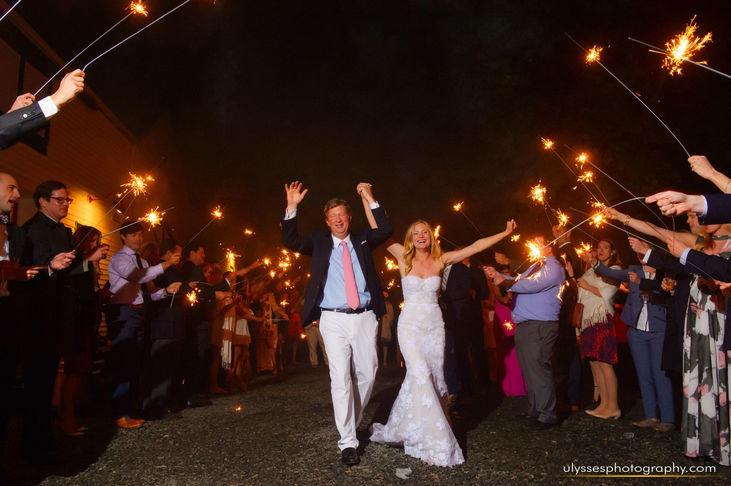 37 Sparkler Send Off At Home Wedding NJ Wedding Planner.jpg