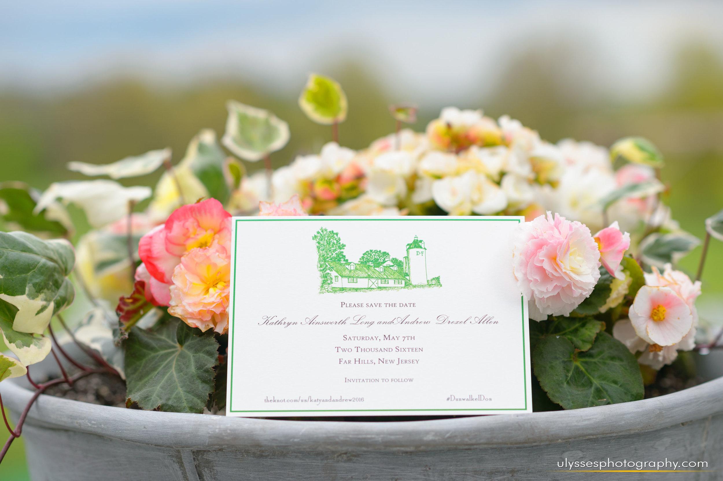 01 At Home Farm Wedding Custom Save the Date Aribella Events.jpg
