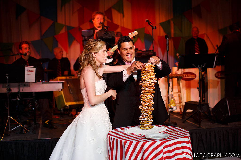 43 Philadelphia Wedding Planner Funnel Cake Wedding Cake Princeton Airport Wedding Vintage Carnival.jpg