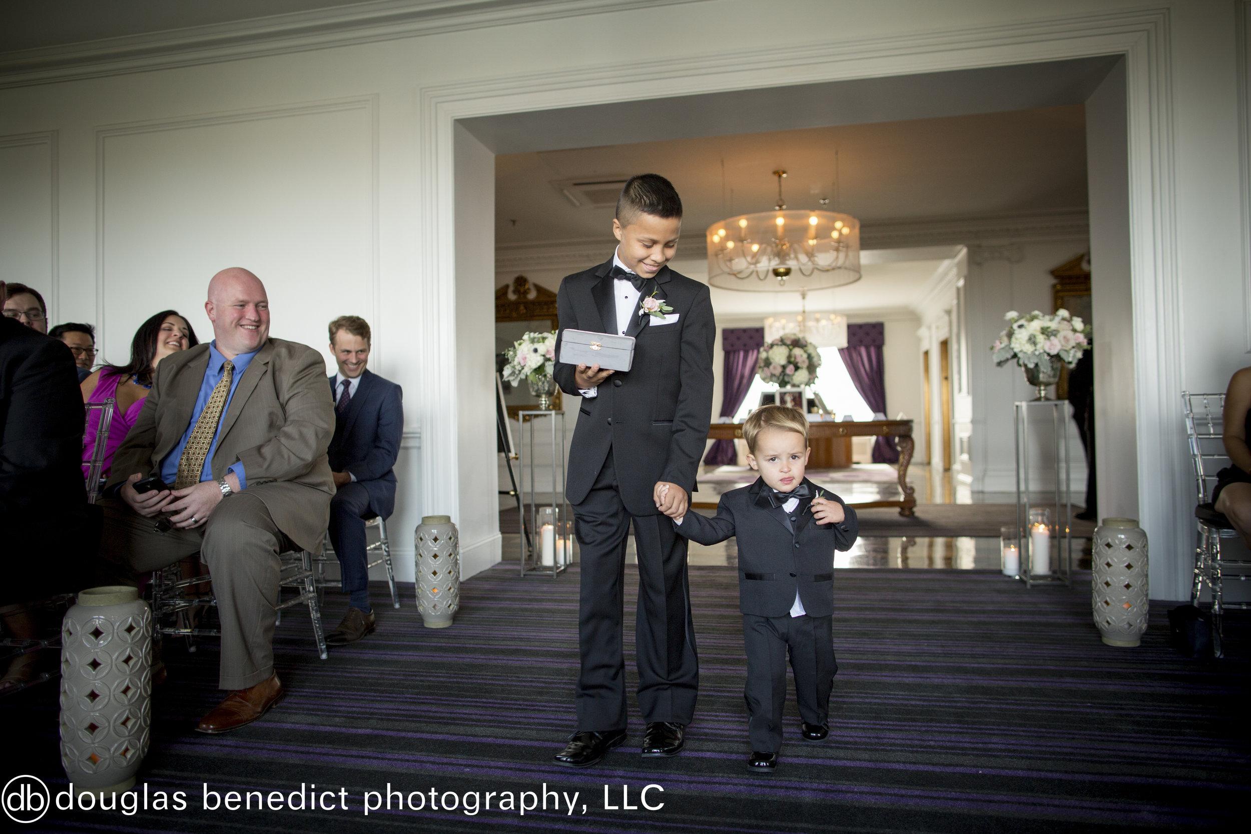 22 Philadelphia Wedding Downtown Club Ring Bearers.jpg
