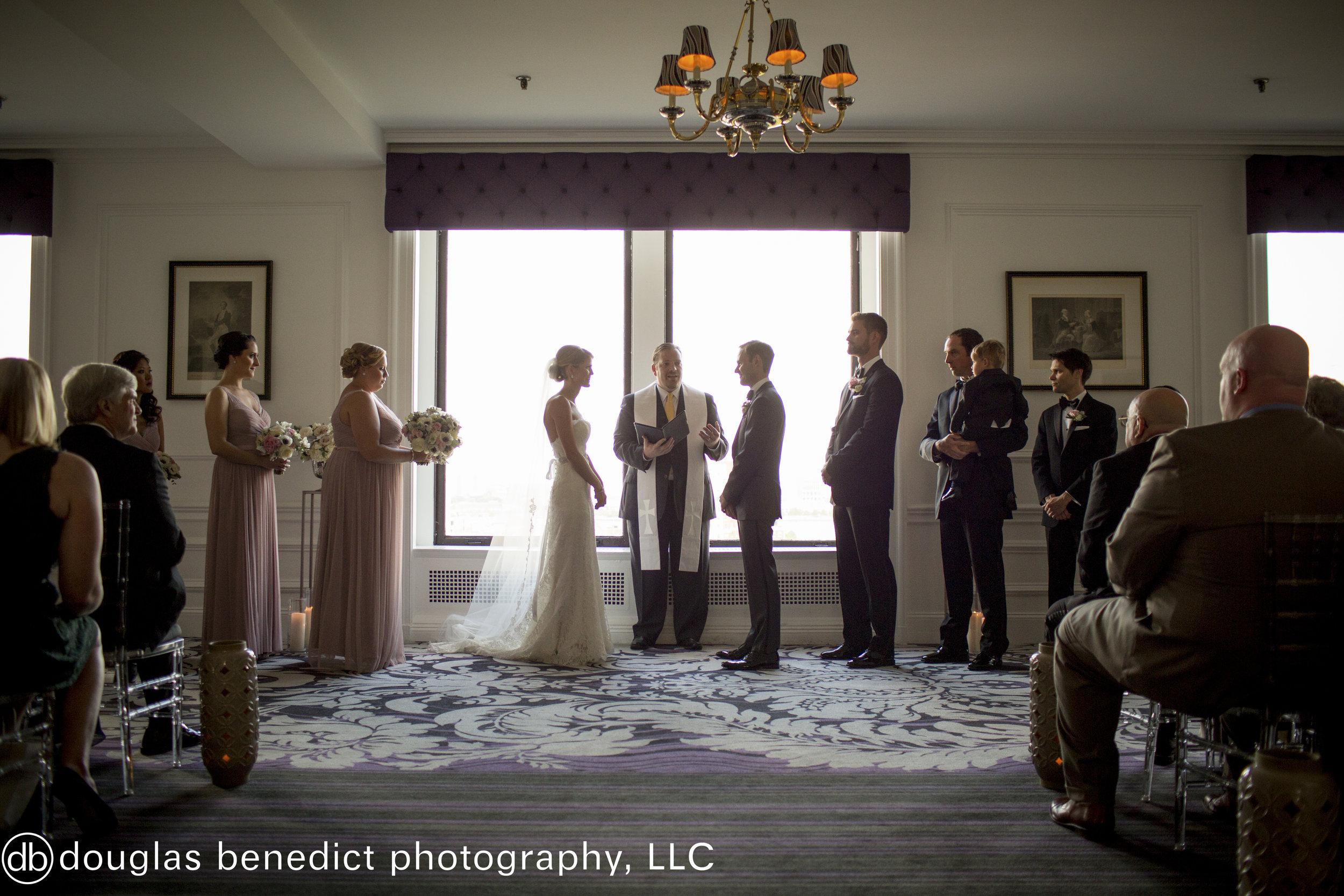 26 Philadelphia Wedding Downtown Club Wedding Ceremony.jpg
