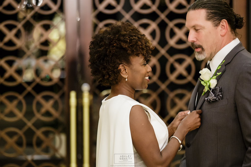 21 Philadelphia Wedding Rittenhouse Hotel Intimate Wedding Bride Groom.jpg
