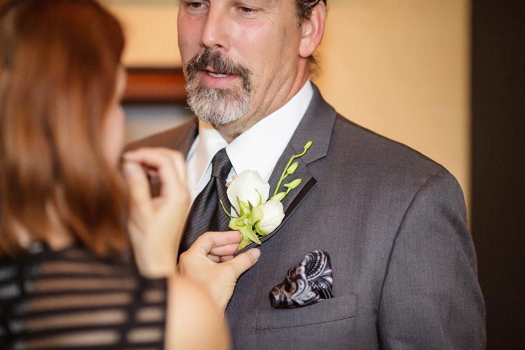 05 Philadelphia Wedding Intimate Wedding Grooms Boutonniere Aribella Event.jpg