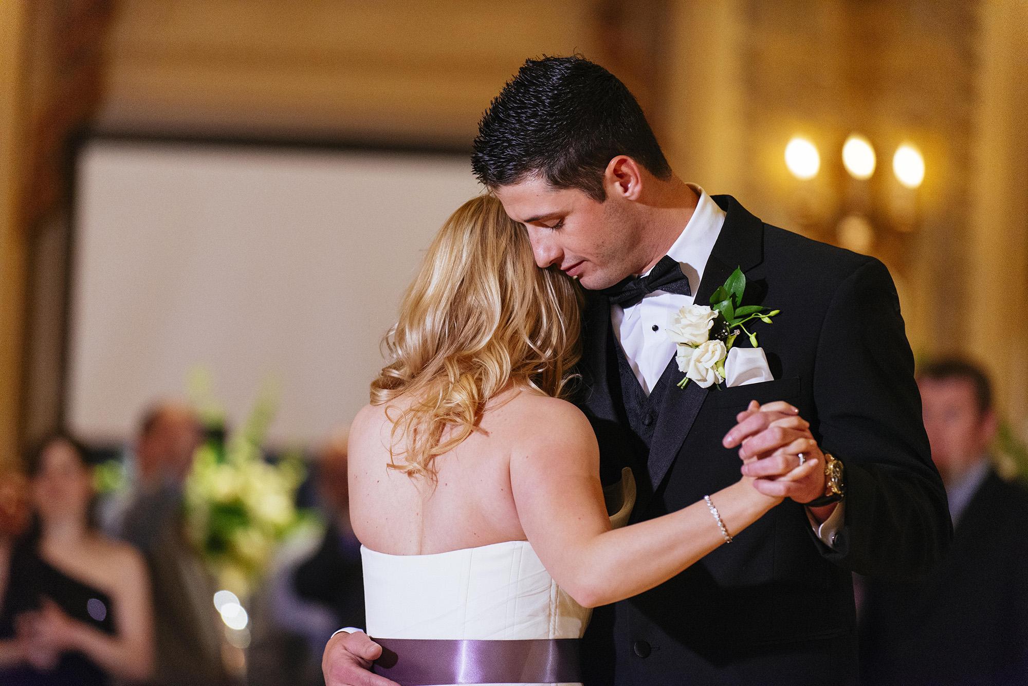 28 Hotel DuPont Wedding First Dance Philadelphia Wedding Planner.jpg