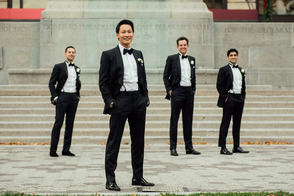 006 Hotel DuPont Wedding Groomsmen Groom Style.jpg