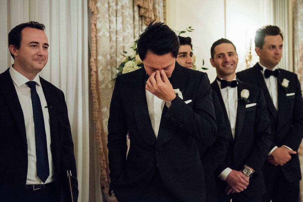 009 Hotel DuPont Wedding Groom Tears.jpg