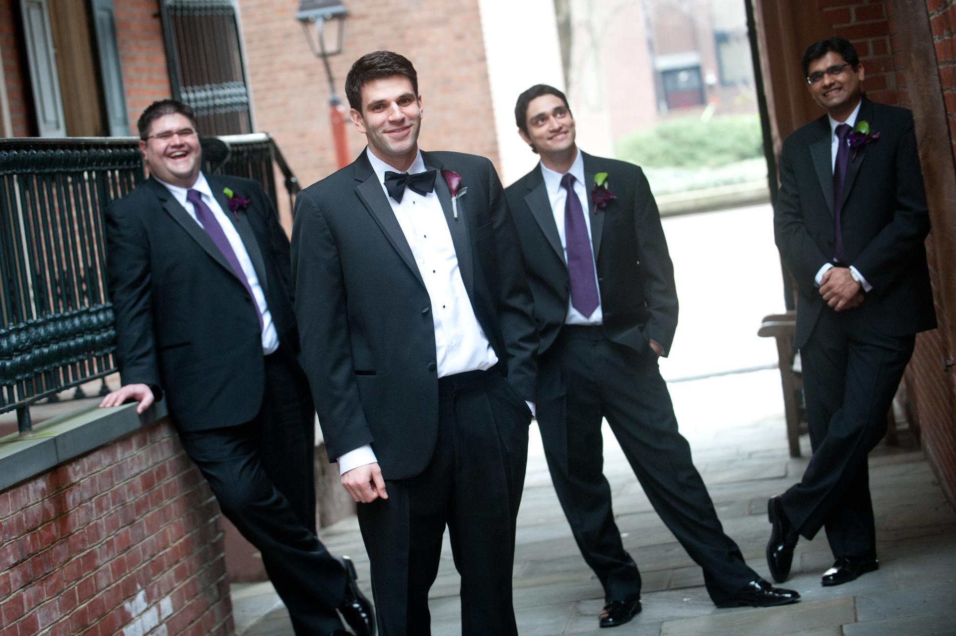 24 Philadelphia Winter Wedding Groomsmen.JPG