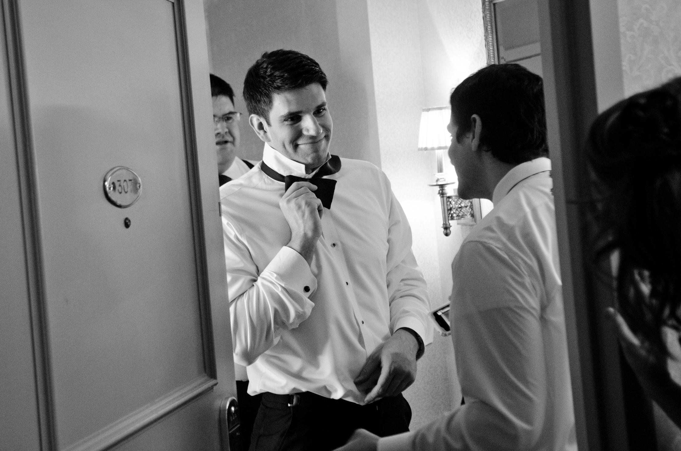 04 Downtown Club Omni Hotel Wedding Groom Prep.JPG