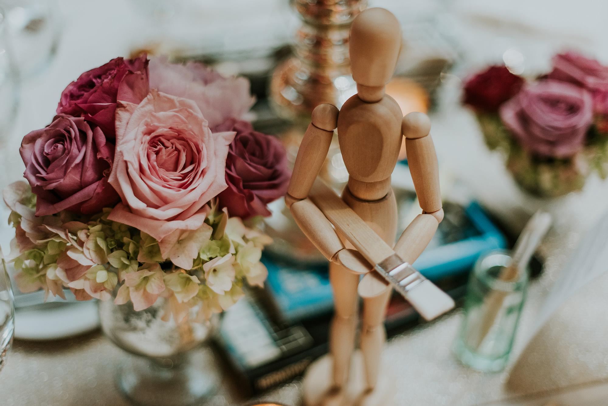 55 Blush Rose Cool Water Rose Antique Hydrangea Art Museum Wedding Details.jpg