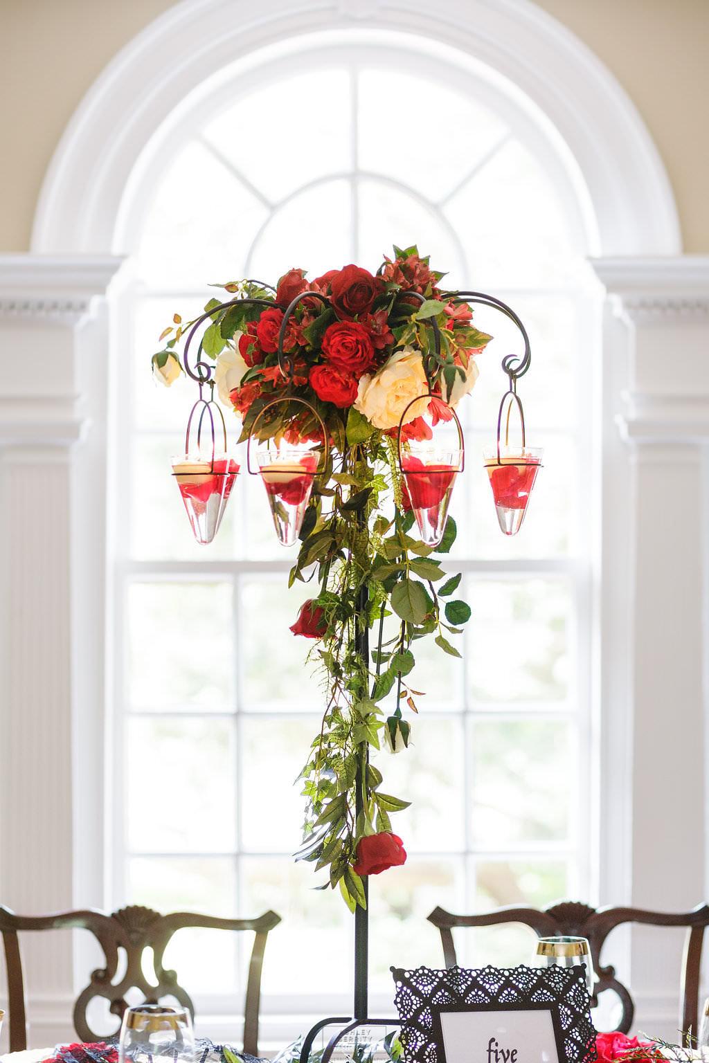 26 Tall Red White Wedding Centerpiece with Candles Philadelphia Wedding Florist.jpg