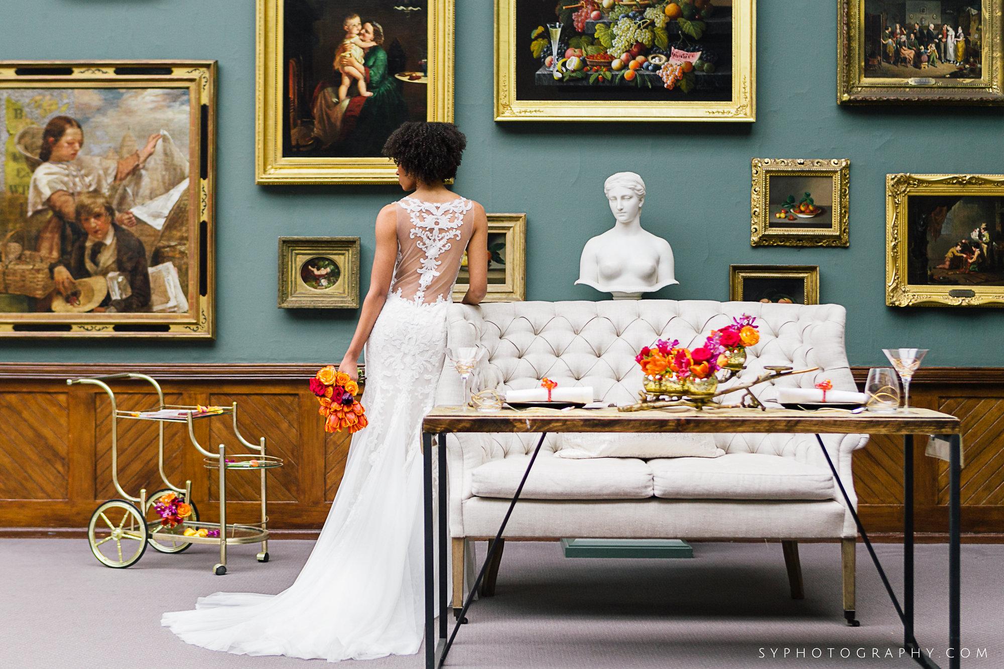 09 Philadelphia Wedding Spring Wedding PAFA Maggpie Vintage Philadelphia Florist.jpg