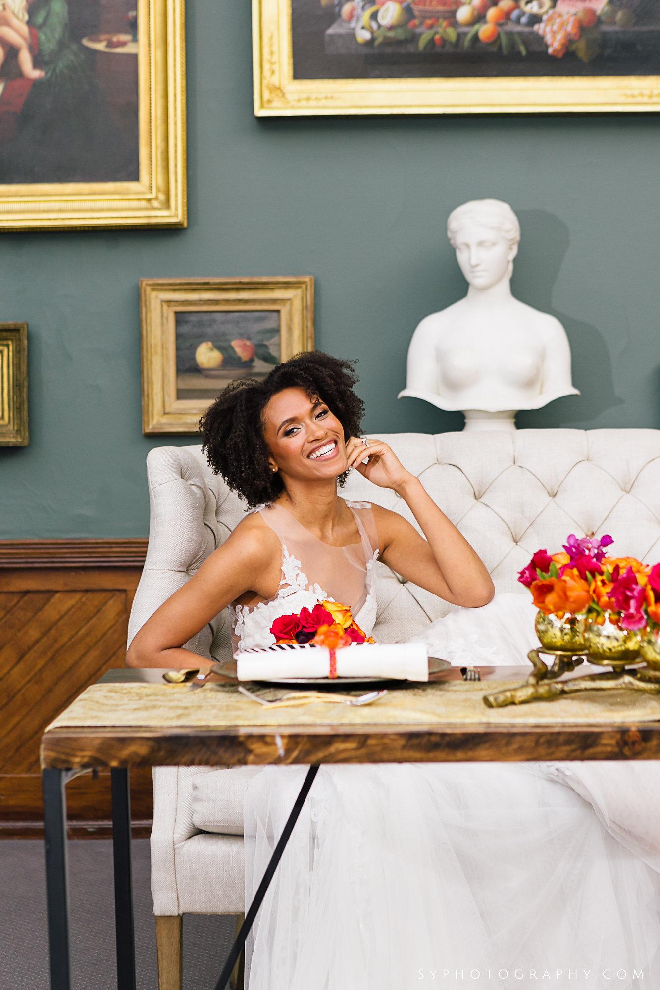 14 PAFA Spring Wedding Farmhouse Table Vintage Couch Philadelphia Wedding Designer.jpg